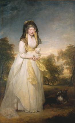 Portrait of Queen Charlotte