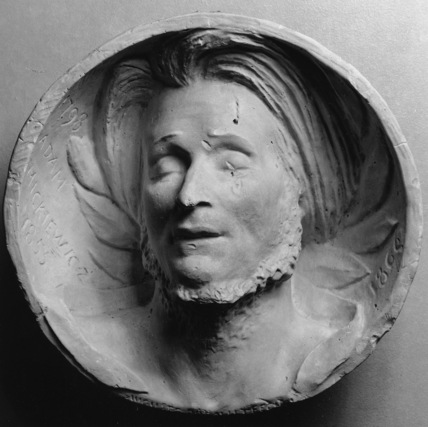 Medallion for the Tomb of Adam Mickiewicz