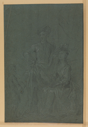 Study for a group portrait
