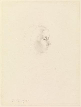 Portrait of Emily Tennyson