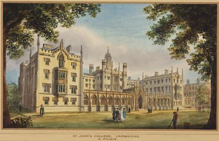 Saint John's College, Cambridge