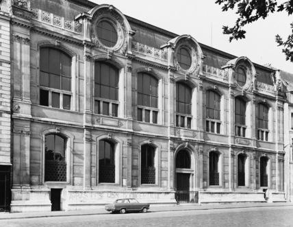 Ecole des beaux arts by debret fran ois at the courtauld institute - Ecole des beaux arts paris ...
