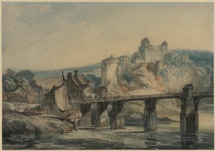 Chepstow Castle (recto)