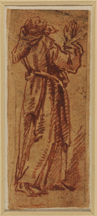 Study of a monk