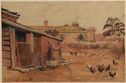 Oxsprings farm