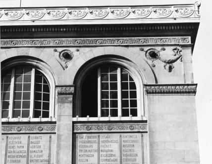 Bibliotheque Ste. Genevieve
