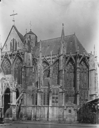 Church of St Urbain