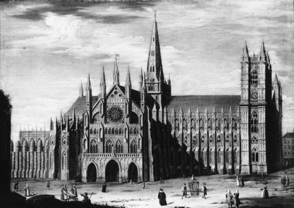 Westminster Abbey;Abbey Church