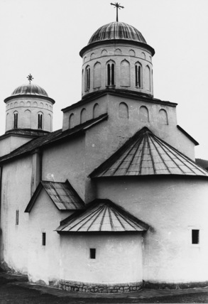 Mileseva Monastery Church