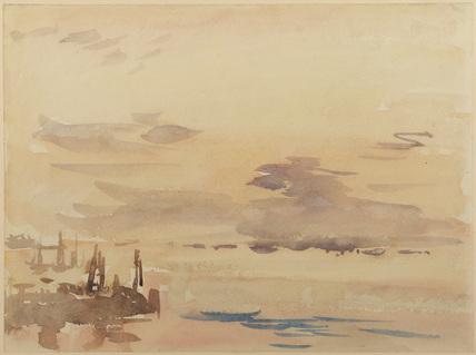 Estuary - Thames (?)