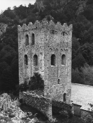 Abbey of St Martin du Canigou