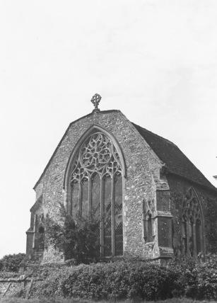 Tilty Abbey;Abbey Church