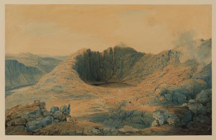 View of Cader Idris, Wales