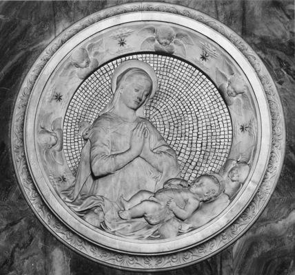 Santa Croce;Church of Santa Croce;Monument to Sophia Zamoyska, Countess Czartoryska