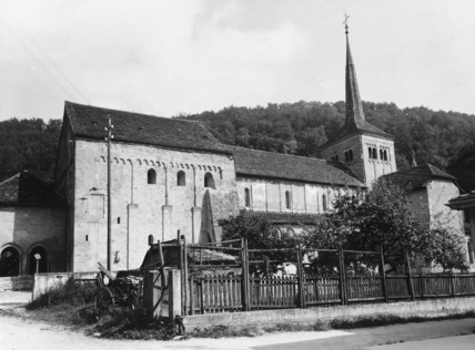 Abbey church