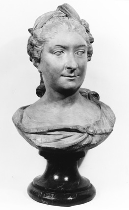 Bust of Charlotte-Louise Poisson Poisson-Huet