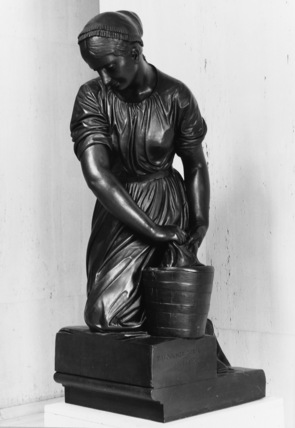 Statue of a Housemaid