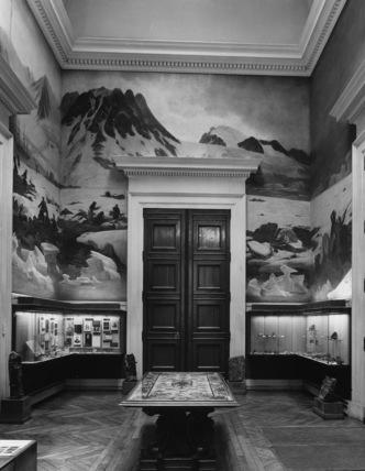 Museum National d'Histoire Naturelle;Galeries de Mineralogie et de Geologie