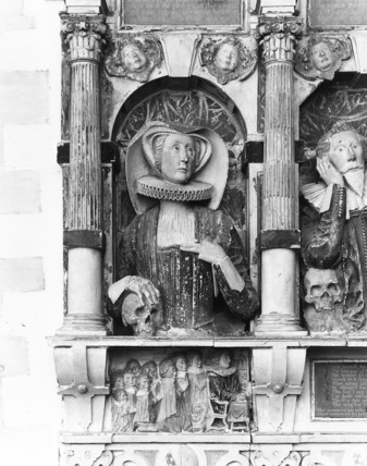 Monument to James Vaulx
