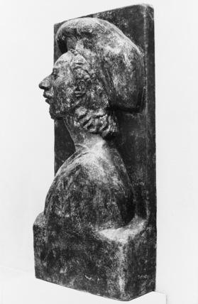 Bust of Tristan Corbiere
