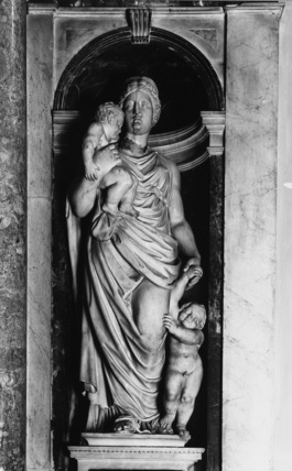 Monument to Niccolo Caetani