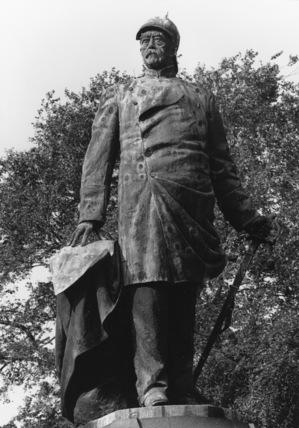 Monument to Bismarck