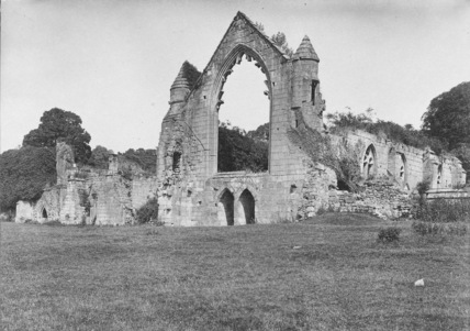 Haughmond Abbey;Infirmary