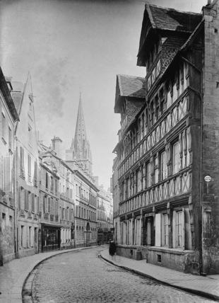 Town of Caen
