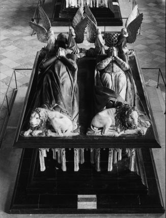 Tomb of Jean sans Peur and Margaret of Bavaria