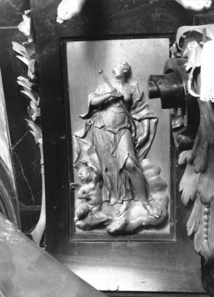St Vitus's Cathedral;Shrine of Saint John Nepomuk