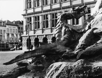 Brabo Fountain