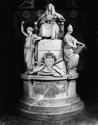 Monument to Lord Mansfield