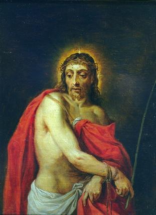 Ecce Homo (after Alessandro Varotari ?)