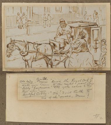 Guile - illustration for Punch