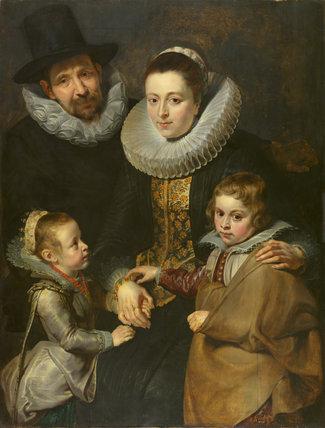 Family of Jan Bruegel the Elder