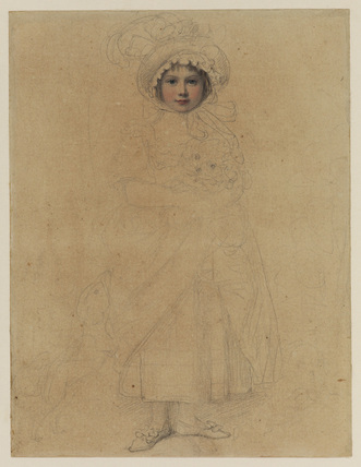Portrait of Mary, the fourth daughter of George III