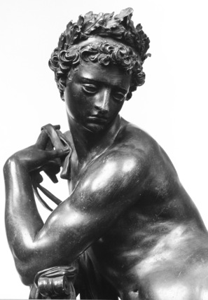 Apollo by Giambologna at The Courtauld Institute