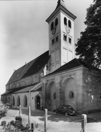 Collegiate Church St Pelagius
