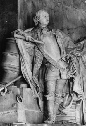 St Mary's Parish Church;Monument to Richard Boyle, Viscount Shannon