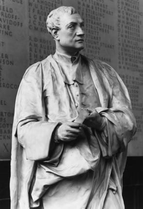 University of Cambridge, Trinity College;Statue of Isaac Newton