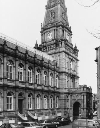 Halifax Town Hall