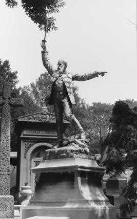 Tomb of Anatole de la Forge