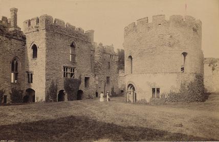 Ludlow Castle;Castle Chapel