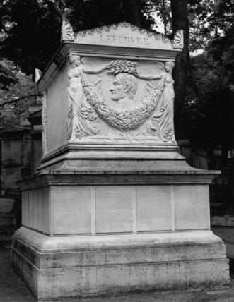 Monument to Marechal Francois-Joseph Lefebvre, Duc de Dantzig