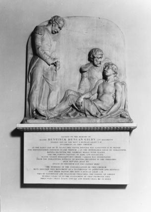 Monument to Bentinck Duncan Gilby