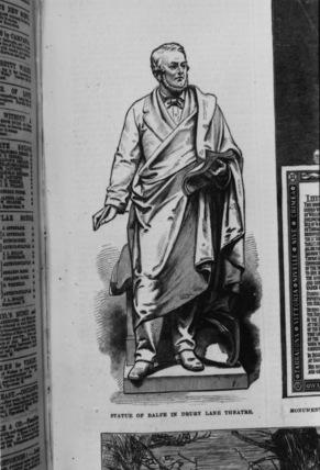 Statue of Michael William Balfe