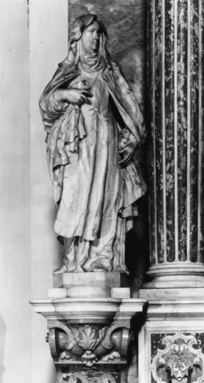 The Oratory;Mary Altar
