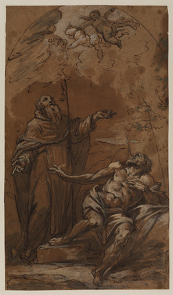 Saints Anthony Abbot and Jerome