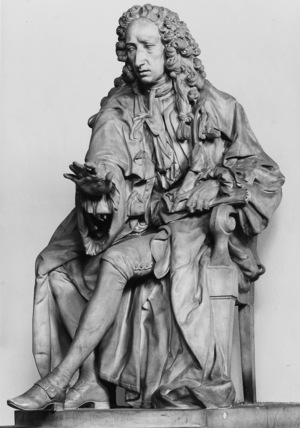 Statue of Duncan Forbes