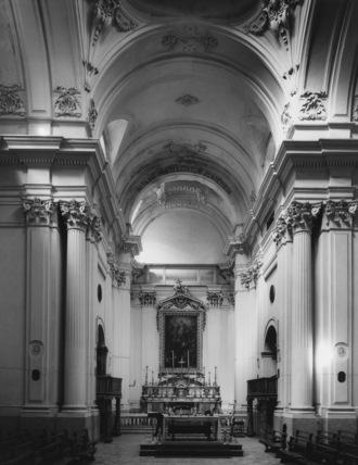 Church of Cappuccinelle a Pontecorvo